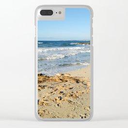 Beach Playa de Ses Covetes. Mallorca Spain Clear iPhone Case