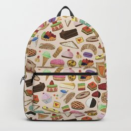 Desserts of NYC Cream Backpack