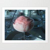 dessert Art Prints featuring Dessert by K. Daniels
