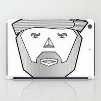 the dude iPad Cases featuring Dude by Martin Heinemann