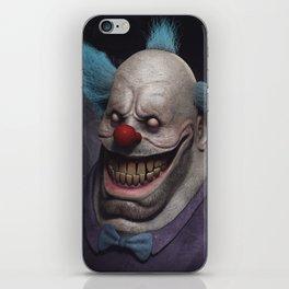 Krusty the Clown iPhone Skin