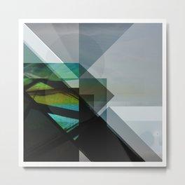 Trianglizm  Metal Print