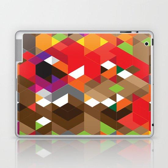 Life like a Geometry Laptop & iPad Skin