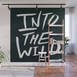 Into the Wild x BW Wall Mural