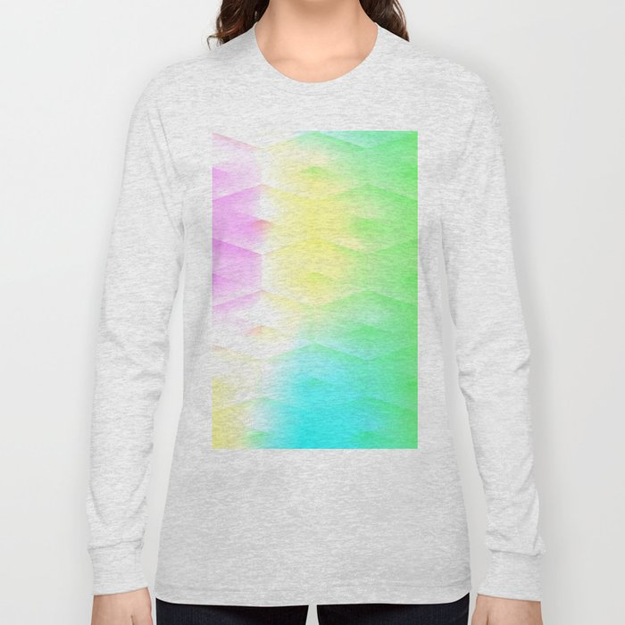 Bright Day N4 Long Sleeve T-shirt