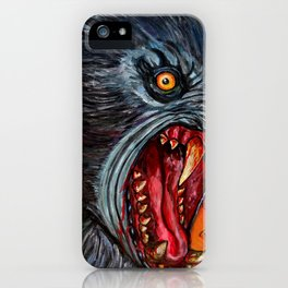 An American Werewolf in London iPhone Case