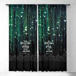 ACOMAF - Starfall Blackout Curtain