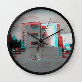 Bauhaus · Das Bauhaus 2 Wall Clock