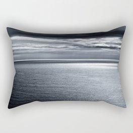 storm over water Rectangular Pillow