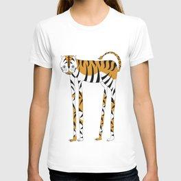 Long legs Tiger T-shirt
