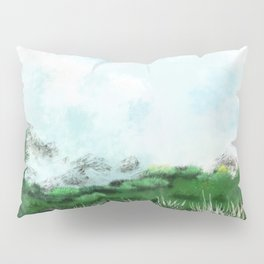 In the valley Pillow Sham