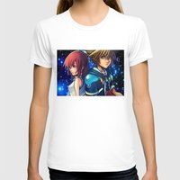 kingdom hearts T-shirts featuring KINGDOM OF HEARTS by Cat Milchard