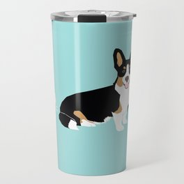 Corgi funny fart dog pure breed gifts dog lovers tricolored corgis Travel Mug