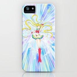 super sailor moon manga ver. iPhone Case
