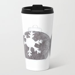 christmas baubles Metal Travel Mug