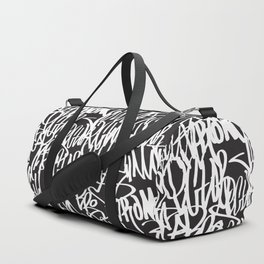 Graffiti illustration 07 Duffle Bag