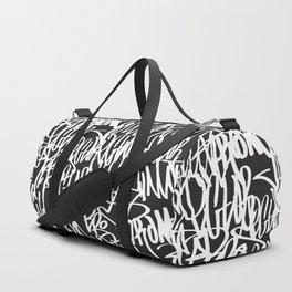 Graffiti illustration 07 Duffle Bag