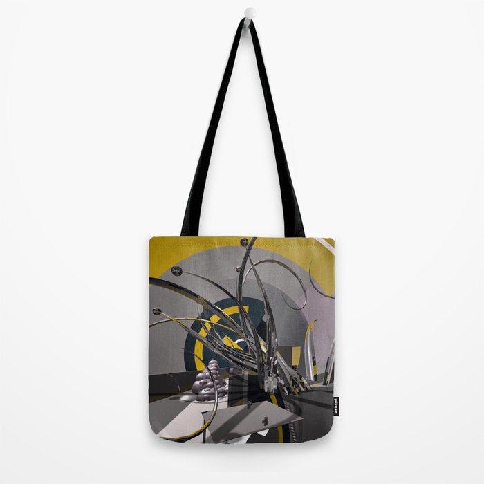 gladiatorial gladioli Tote Bag