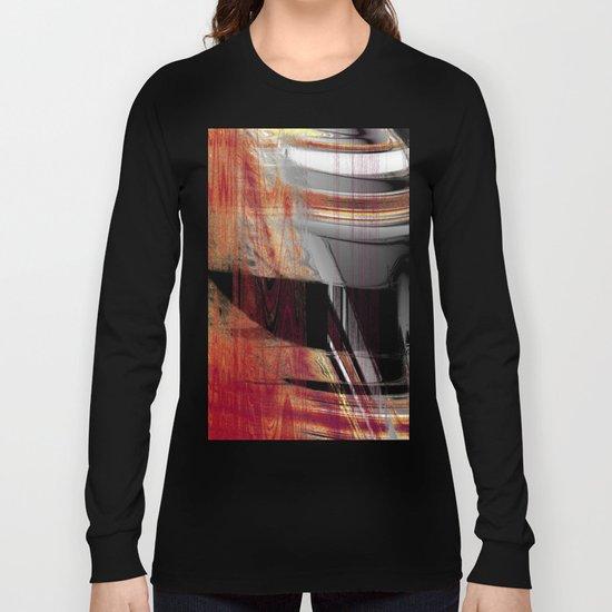 centered knife Long Sleeve T-shirt