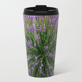 Lavender Field Of Dreams  Travel Mug