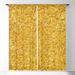 squares Blackout Curtain