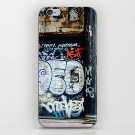 Graffiti NYC iPhone Skin
