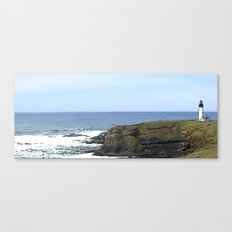 Remnants of a Simpler Time - The Lighthouse Canvas Print