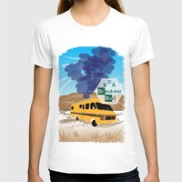 lab T-shirts featuring Breaking Bad Lab by famenxt