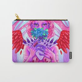 Ghaia, Angel of Flora Carry-All Pouch