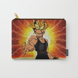 Dragonball Z Trunks sketch colored Carry-All Pouch