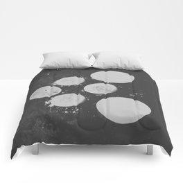 GEOMETRIC SERIES V Comforters