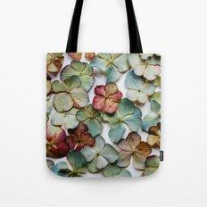 Hydrangea Petals no. 1 Tote Bag