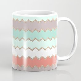 AVALON CORAL MINT Coffee Mug