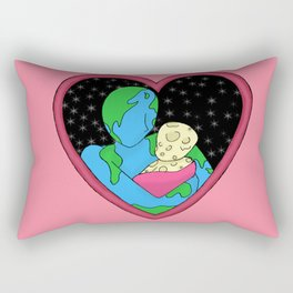 Mother Earth Rectangular Pillow