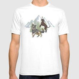 Dawg Painter T-shirt