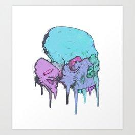 Overflow Art Print