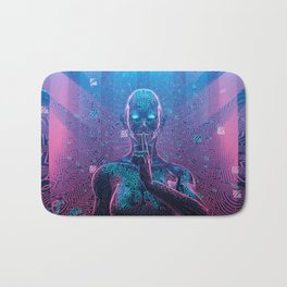 Artificial Secrets Bath Mat