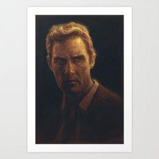 McConaughey Art Print