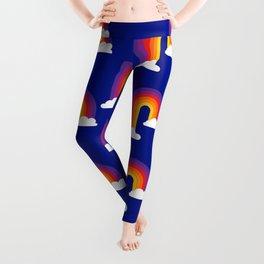 Rainbow Skies Leggings