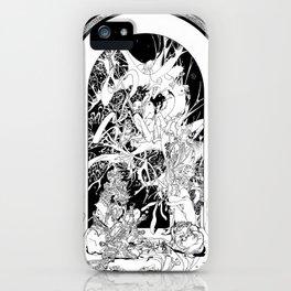 Graphics 007 iPhone Case