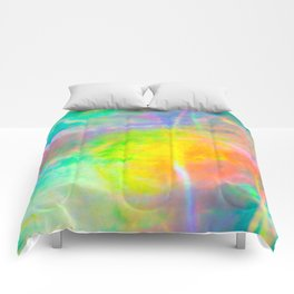 Prisms Play Of Light 1 Comforters