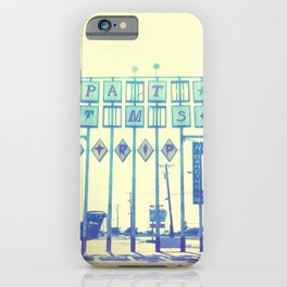 That Side of Town iPhone Case