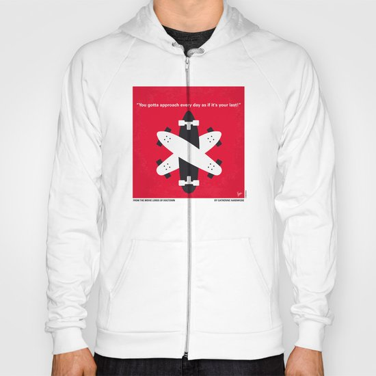 No188 My The Lords Of Dogtown minimal movie poster Hoody