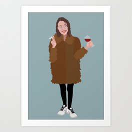 Hapy New Year, Be the best version of yourself Art Print