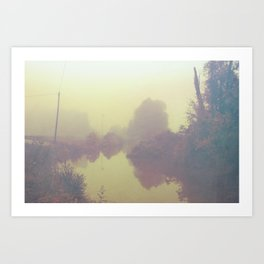 Tennessee Countryside Art Print