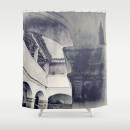 inception Shower Curtain