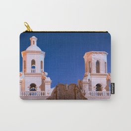 San Xavier in the Moonlight Carry-All Pouch