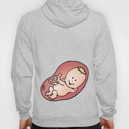 Pregnant - pregnancy Hoody