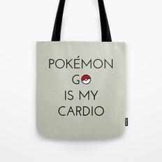 Cardio Tote Bag