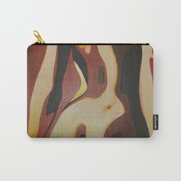 Back View Of A Nude Woman Carry-All Pouch